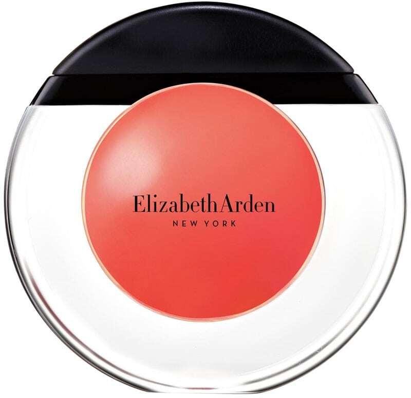 Elizabeth Arden Sheer Kiss Lip Oil Lip Gloss 03 Coral Caress 7ml