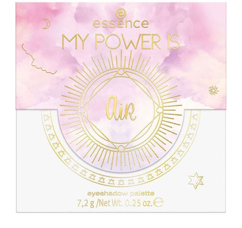 Essence My Power Is Air Eyeshadow Palette 01 Up In The Clouds! 7,2gr
