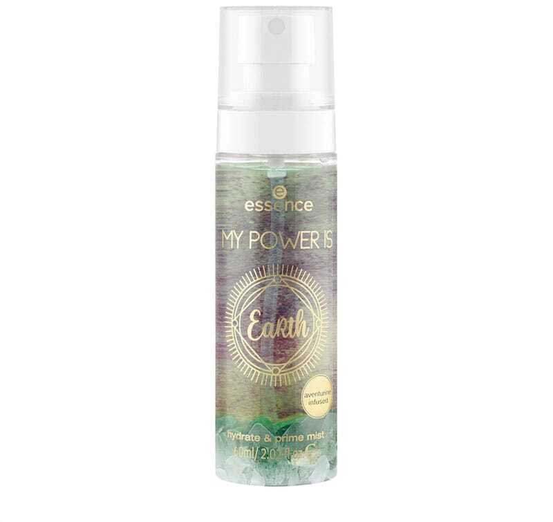 Essence My Power Is Earth Hydrate & Prime Mist 02 Down-To-Earth! 60ml