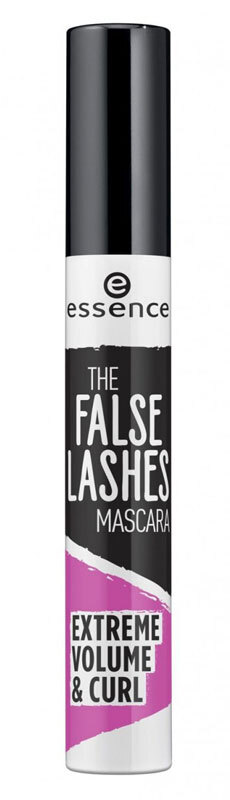 Essence The False Lashes Mascara Extreme Volume & Curl Black 10ml