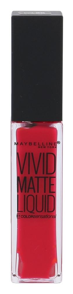 Maybelline Color Sensational Vivid Matte Liquid Lipstick 8ml 30 Fuchsia Ecstasy