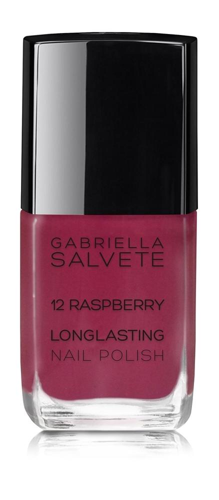 Gabriella Salvete Longlasting Enamel Nail Polish 11ml 12 Raspberry