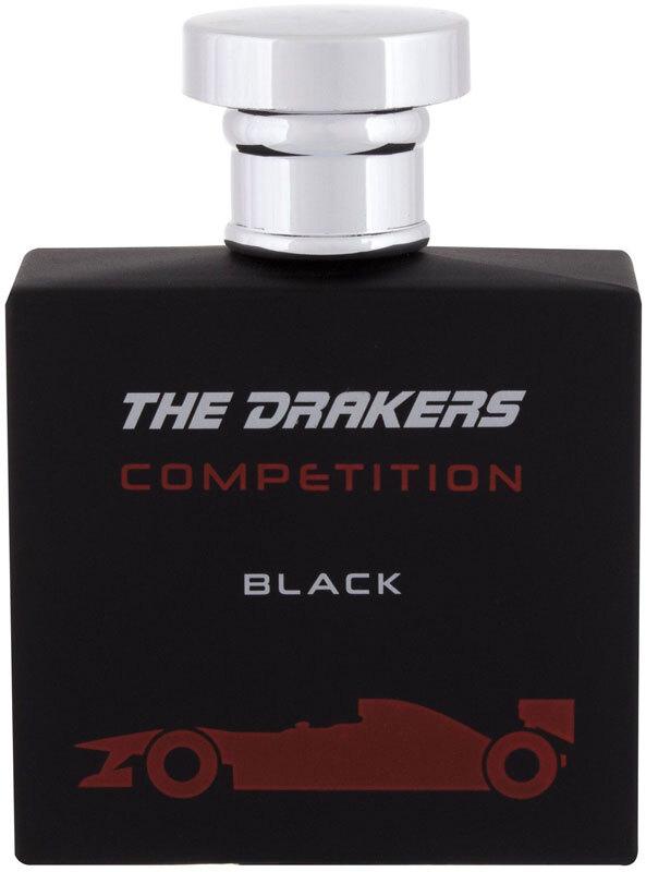 Ferrari The Drakers Competition Black Eau de Toilette 100ml