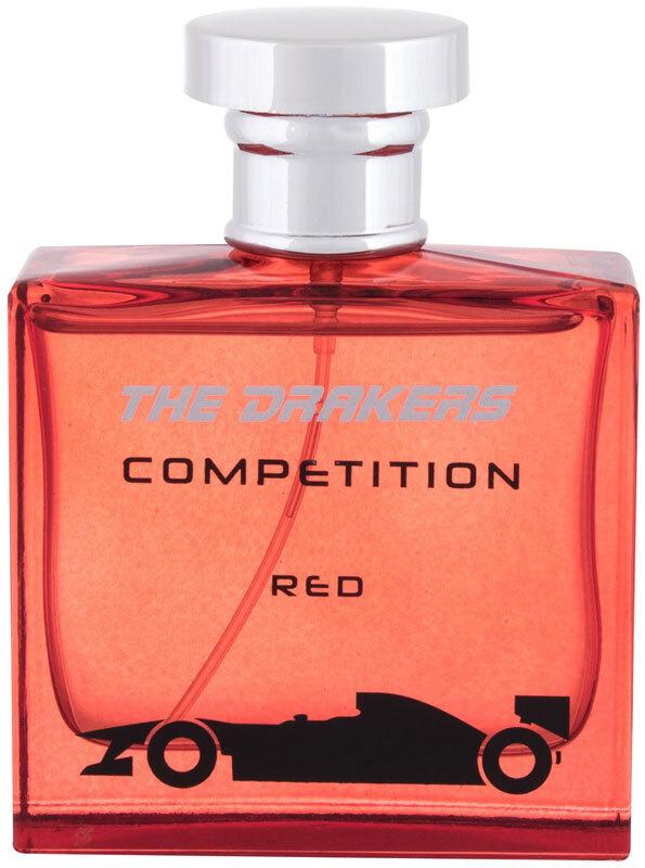 Ferrari The Drakers Competition Red Eau de Toilette 100ml