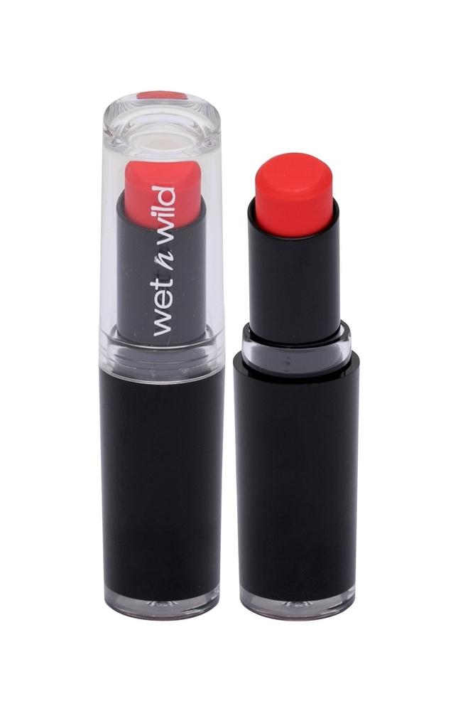 Wet N Wild Megalast Lipstick 3,3gr Purty Persimmon (Matt)