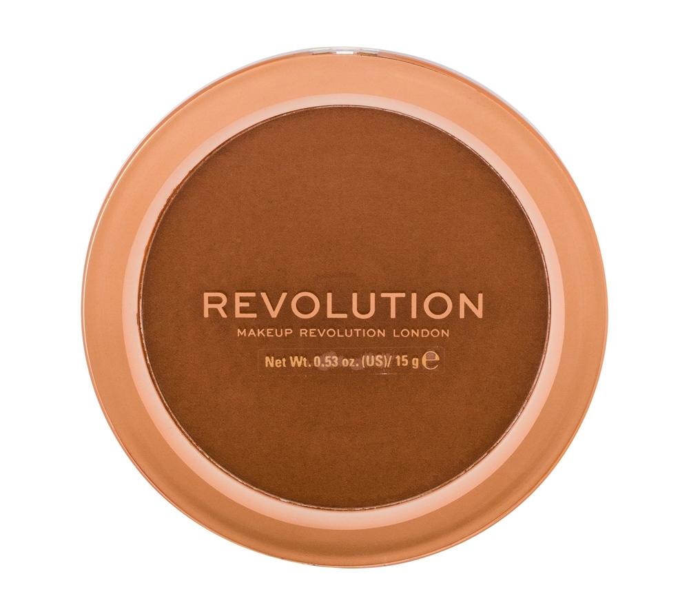 Makeup Revolution London Mega Bronzer Bronzer 15gr 02 Warm