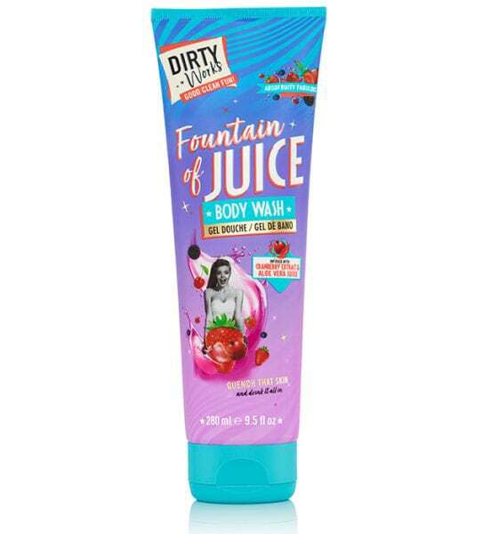 Dirty Works Fountain of Juice Body Wash