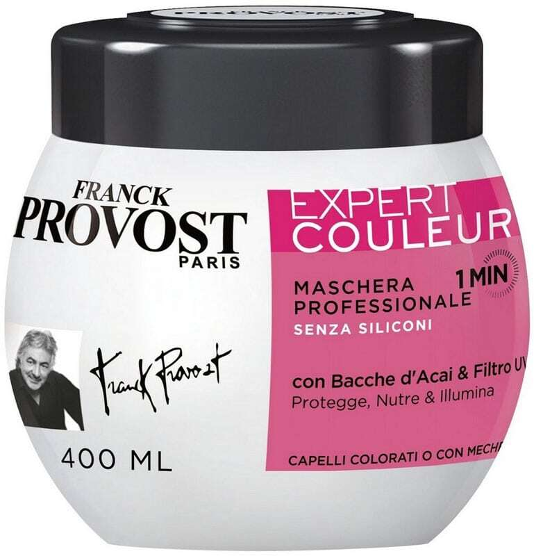 Franck Provost Paris Mask Professional Expert Colour Hair Mask 400ml (Colored Hair)