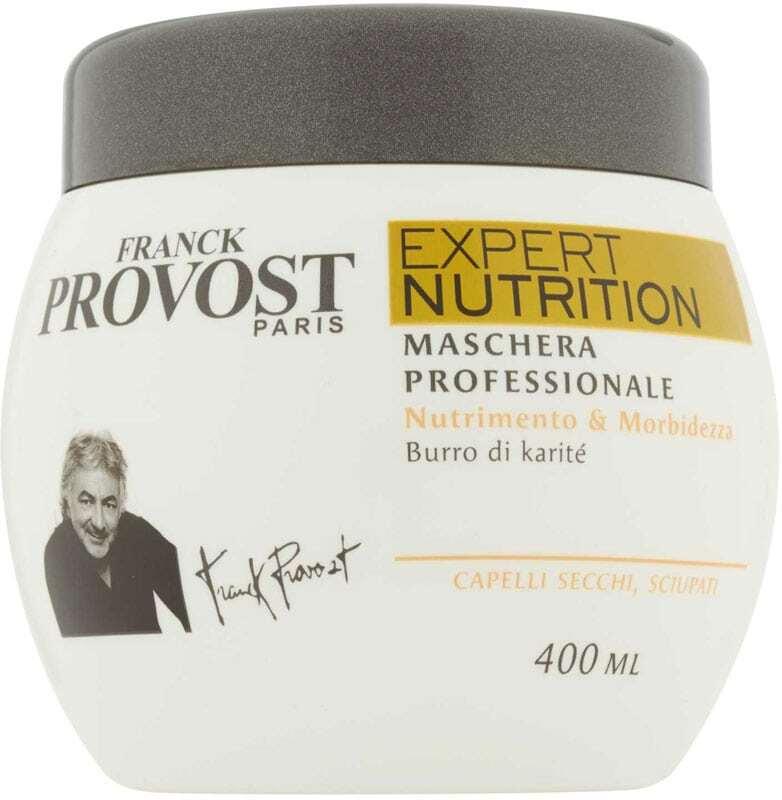 Franck Provost Paris Mask Professional Expert Nutrition Hair Mask 400ml (Brittle Hair - Dry Hair)