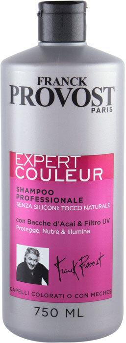 Franck Provost Paris Shampoo Professional Colour Shampoo 750ml (Colored Hair - Highlighted Hair)