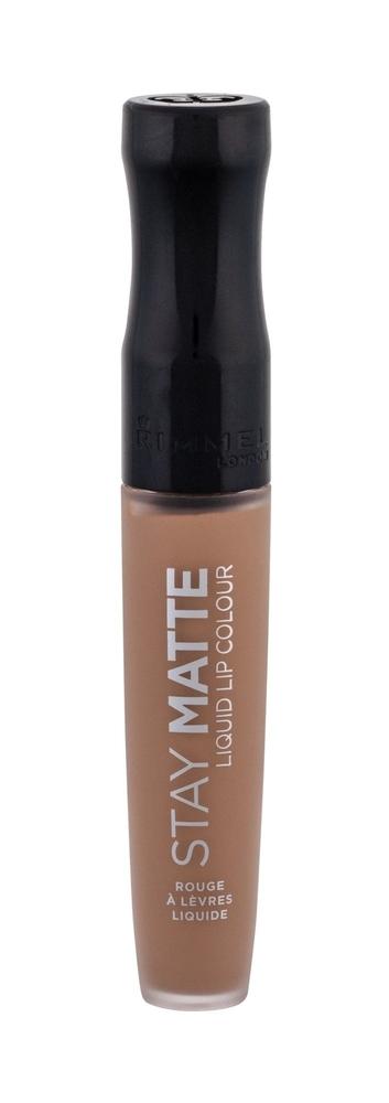Rimmel London Stay Matte Lipstick 5,5ml 710 Latte To Go (Matt)