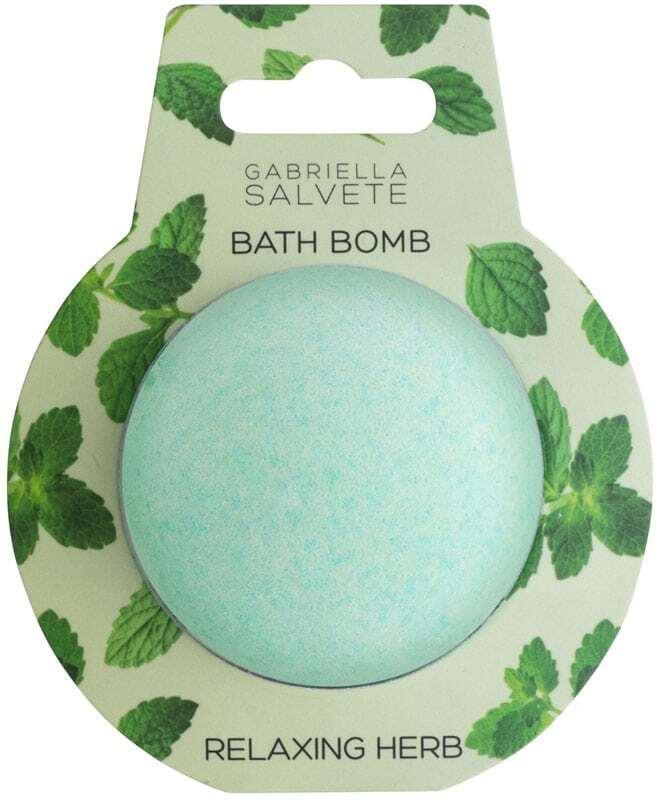 Gabriella Salvete Bath Bomb Relaxing Herb Bath Foam 100gr