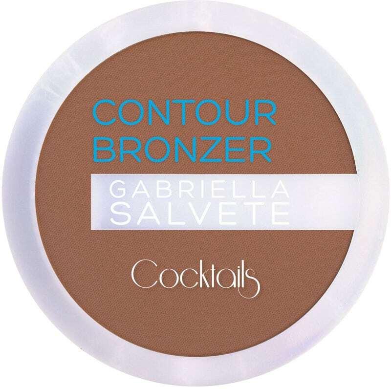 Gabriella Salvete Cocktails Contour Bronzer Bronzer 9gr
