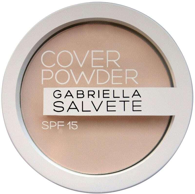 Gabriella Salvete Cover Powder SPF15 Powder 01 Ivory 9gr