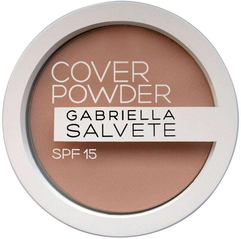 Gabriella Salvete Cover Powder SPF15 Powder 02 Beige 9gr