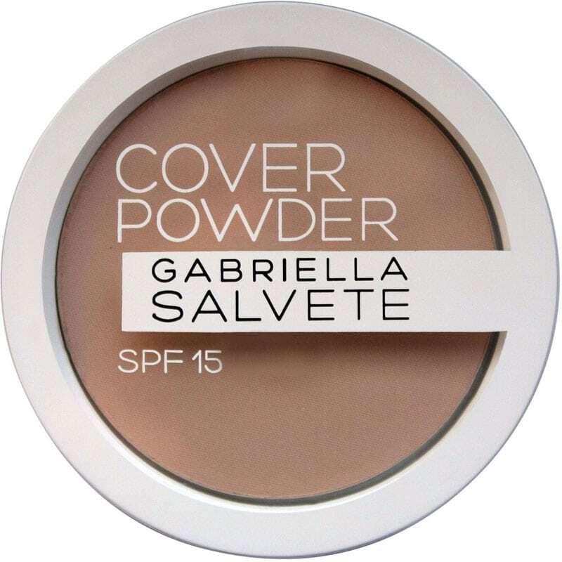 Gabriella Salvete Cover Powder SPF15 Powder 03 Natural 9gr