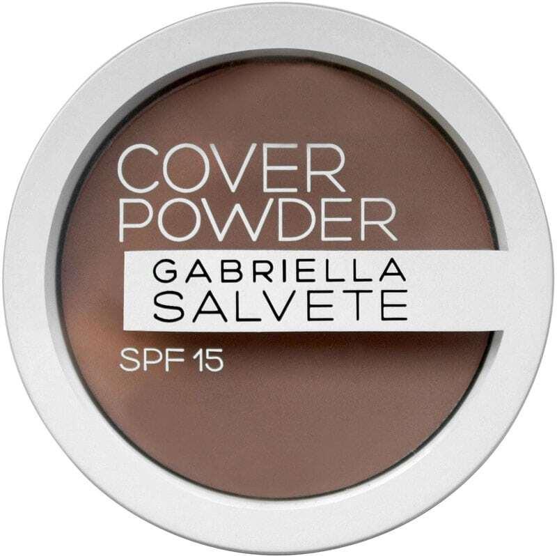 Gabriella Salvete Cover Powder SPF15 Powder 04 Almond 9gr