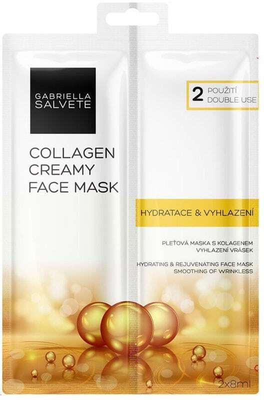 Gabriella Salvete Creamy Face Mask Collagen Face Mask 16ml (Wrinkles)