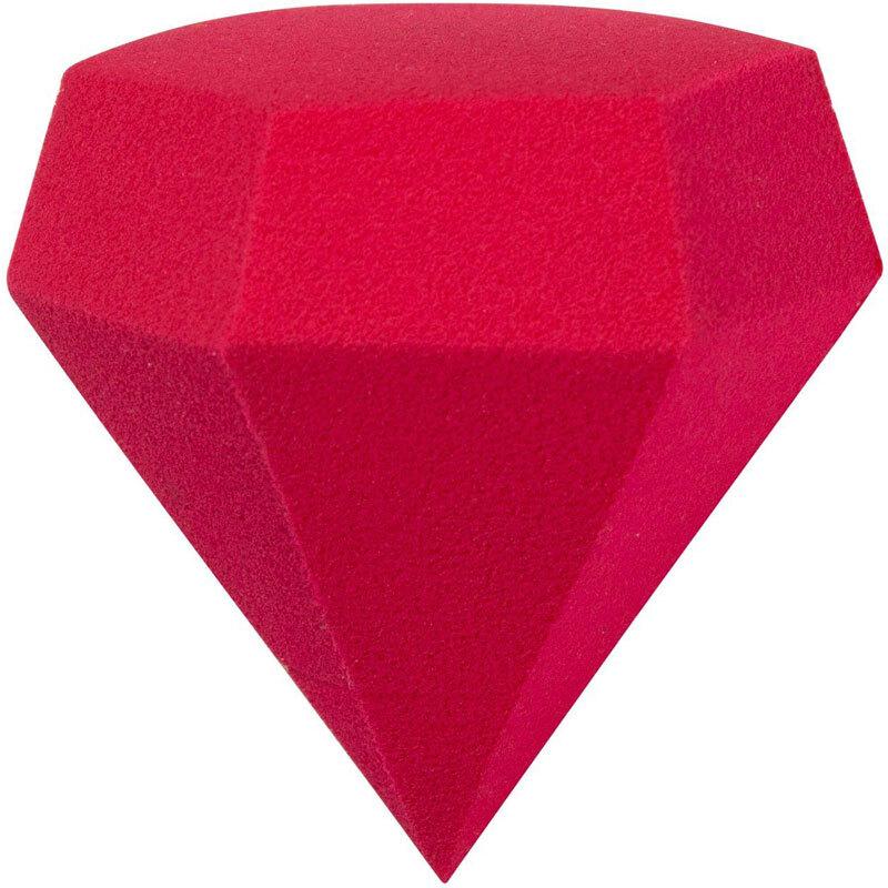 Gabriella Salvete Diamond Sponge Diamond Sponge Applicator Magenta 1pc