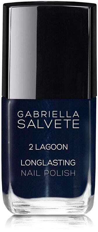 Gabriella Salvete Longlasting Enamel Nail Polish 02 Lagoon 11ml