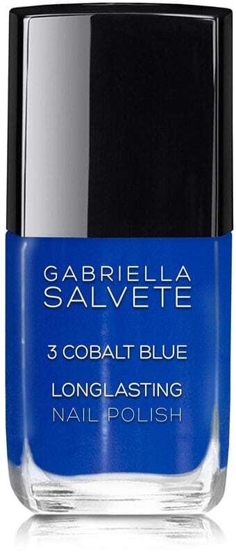 Gabriella Salvete Longlasting Enamel Nail Polish 03 Cobalt Blue 11ml