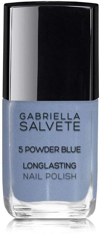 Gabriella Salvete Longlasting Enamel Nail Polish 05 Powder Blue 11ml