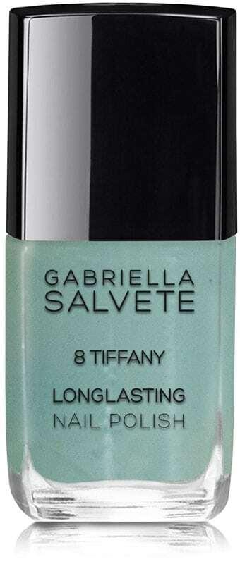 Gabriella Salvete Longlasting Enamel Nail Polish 08 Tiffany 11ml