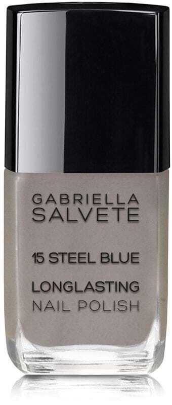 Gabriella Salvete Longlasting Enamel Nail Polish 15 Steel Blue 11ml