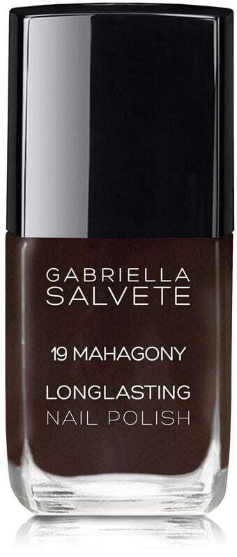 Gabriella Salvete Longlasting Enamel Nail Polish 19 Mahagony 11ml