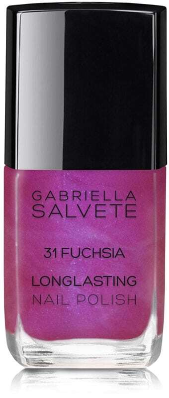 Gabriella Salvete Longlasting Enamel Nail Polish 31 Fuchsia 11ml