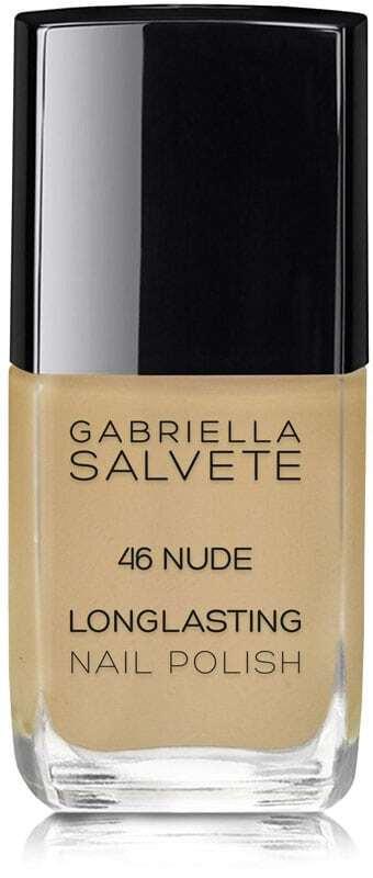 Gabriella Salvete Longlasting Enamel Nail Polish 46 Nude 11ml