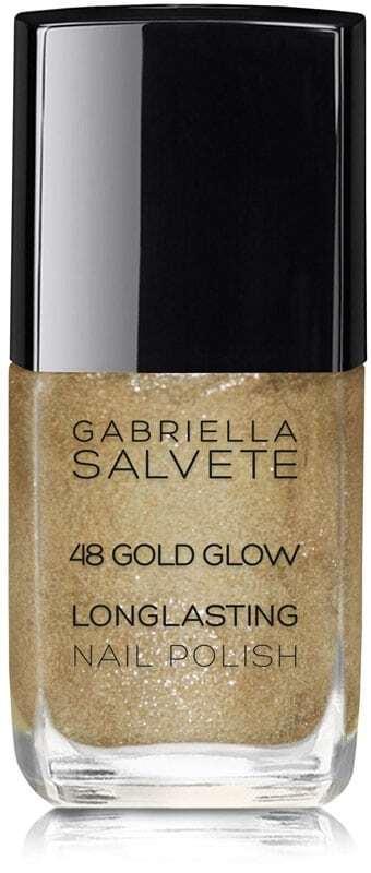 Gabriella Salvete Longlasting Enamel Nail Polish 48 Gold Glow 11ml