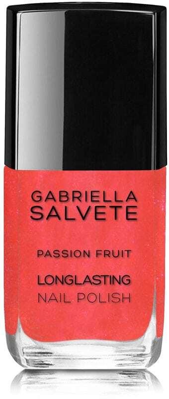 Gabriella Salvete Longlasting Enamel Nail Polish 55 Passion Fruit 11ml