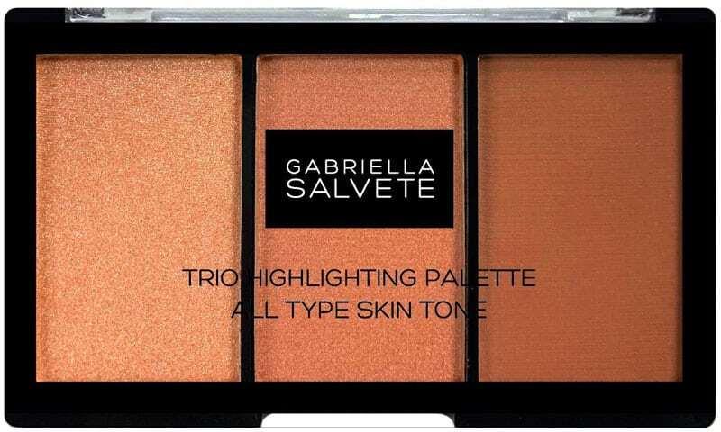 Gabriella Salvete Trio Highlighting Palette Brightener 15gr