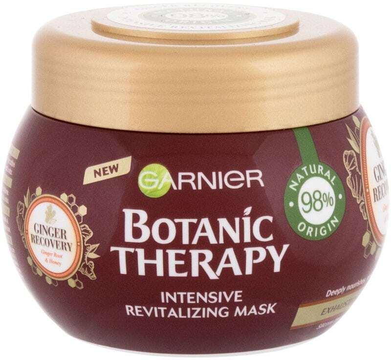 Garnier Botanic Therapy Ginger Recovery Hair Mask 300ml (Fine Hair)