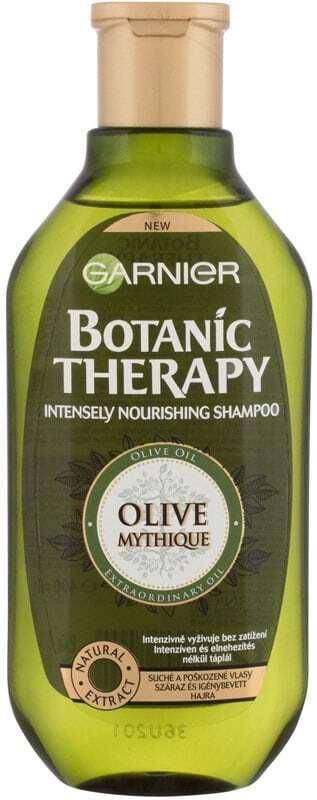 Garnier Botanic Therapy Olive Mythique Shampoo 400ml (All Hair Types)