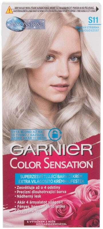 Garnier Color Sensation Hair Color S11 Ultra Smoky Blonde 40ml (Colored Hair - All Hair Types)