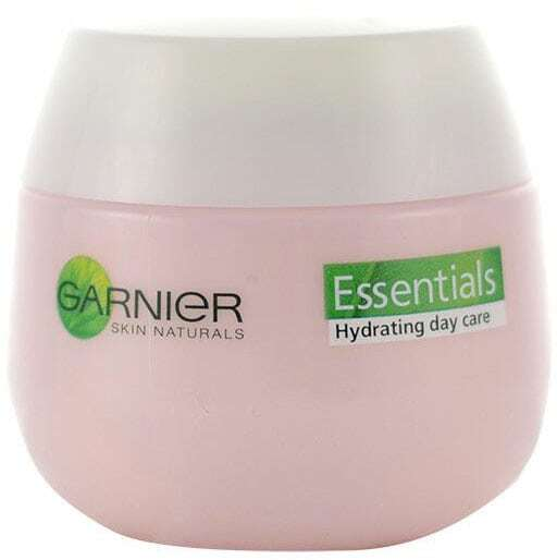 Garnier Essentials Hydrating Day Care 24H Dry Skin Day Cream 50ml (For All Ages)