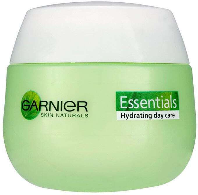 Garnier Essentials Hydrating Day Care 24H Normal Skin Day Cream 50ml (For All Ages)