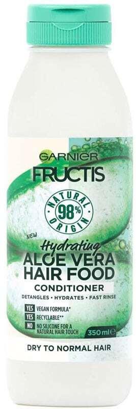 Garnier Fructis Hair Food Aloe Vera Conditioner 350ml (Normal Hair - Dry Hair)