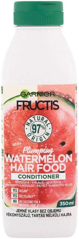 Garnier Fructis Hair Food Watermelon Conditioner 350ml (Fine Hair)