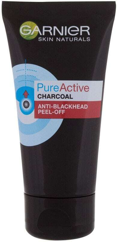 Garnier Pure Active Charcoal Anti-Blackhead Peel-Off Face Mask 50ml (For All Ages)