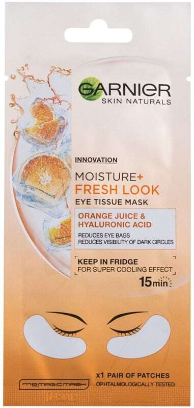 Garnier Skin Naturals Moisture+ Fresh Look Face Mask 1pc (For All Ages)