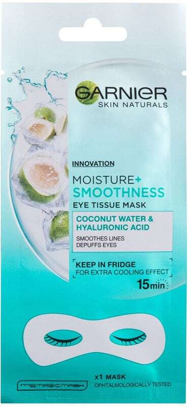 Garnier Skin Naturals Moisture+ Smoothness Eye Mask 1pc (For All Ages)