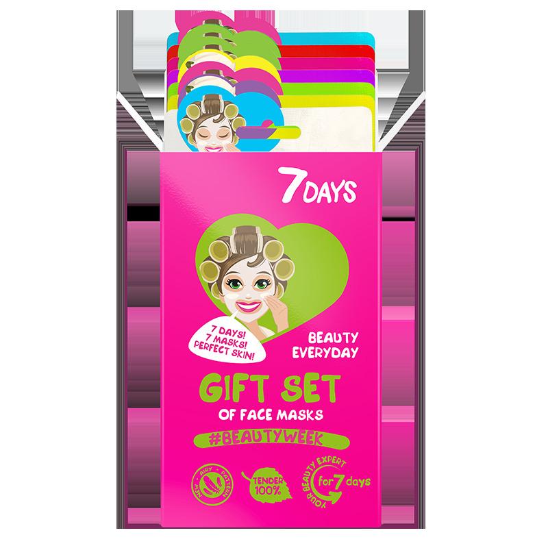 Gift Set 7Days (7 Masks)