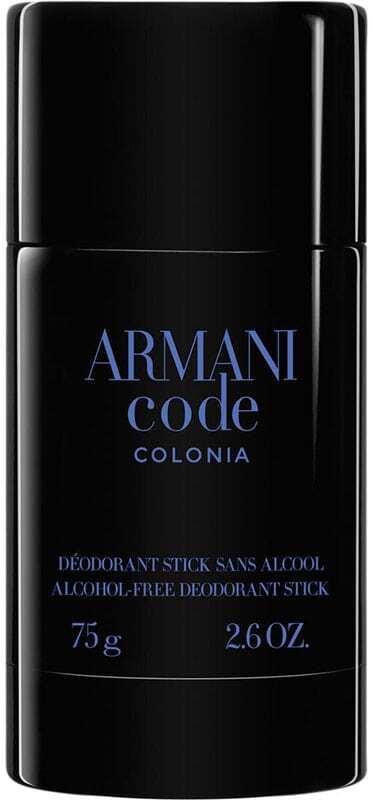 Giorgio Armani Code Colonia Deodorant 75gr (Deostick)