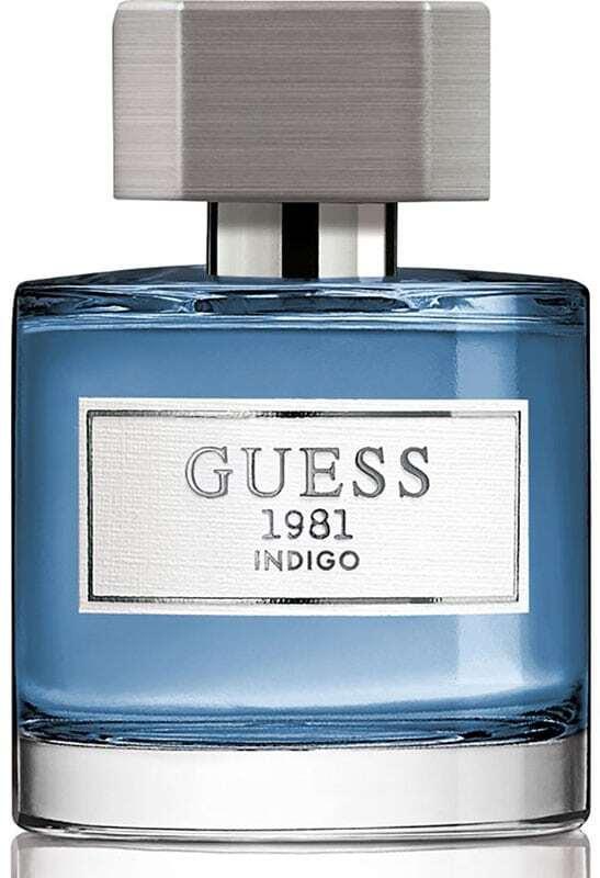 Guess Guess 1981 Indigo For Men Eau de Toilette 50ml