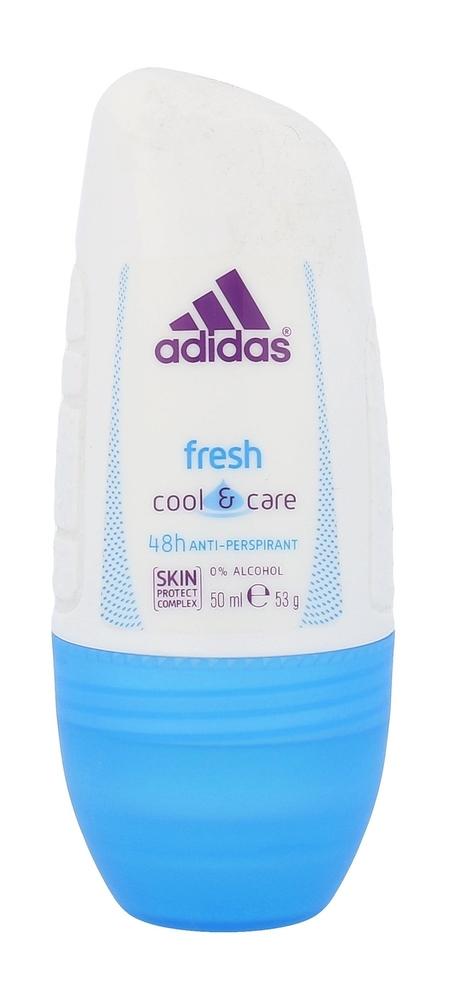 Adidas Fresh For Women 48h Antiperspirant 50ml Alcohol Free (Roll-on)