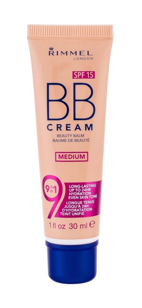 Rimmel London Bb Cream 9in1 Spf15 Bb Cream 30ml Medium