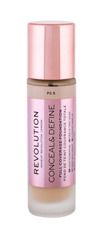 Makeup Revolution London Conceal Define Makeup 23ml F2,5